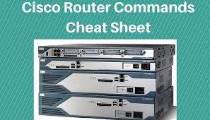 cisco command cheat sheet cisco ios router configuration commands cheat sheet pdf