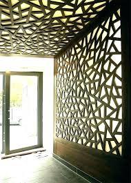 laser decorative screen panels bunnings metal exterior outdoor screens better