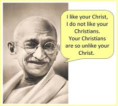 Gandhi Christianity Quotes Best Of Quotes About Christ Like People 24 Quotes