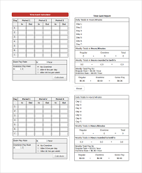 Time Card Calculator Hours And Minutes Copleys Timecard Cycling Studio