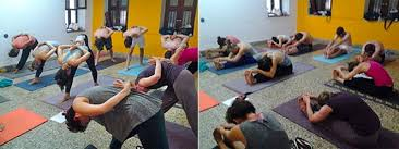 yoga teacher mysore