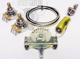 premium vintage telecaster tele wiring upgrade kit matched cts premium vintage telecaster tele wiring upgrade kit matched
