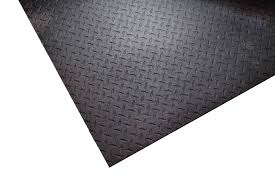 rubber sport floor roll goods interlocking tile phys mat 3