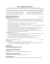 20 Professional Resume Samples For Insurance Sales Vinodomia