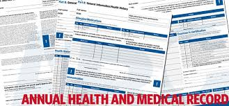 Boy Scout Medical Form Custom BSA Health Forms Now As Easy As A B C Bryan On Scouting