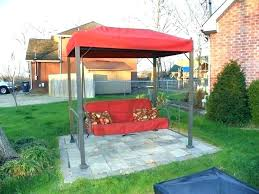 replace canopy for swing replace canopy for swing best of patio swing canopy replacement or outdoor