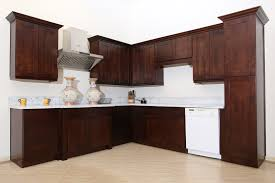 Expresso Kitchen Cabinets Buy Online Espresso Shaker Maple Rta Kitchen Cabinets At Best Price