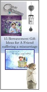 if someone in your life has experienced a miscarriage and you want to give them a bereavement gift