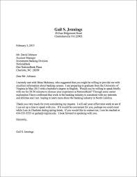 Sample Thank You Letter Informational Interview
