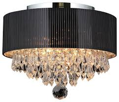 lamp astonishing black drum shade luxurious crystal lamps and black round drum astounding black drum shade crystal chandeliers
