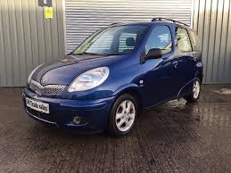 2004 TOYOTA YARIS VERSO ESTATE 1.3 5dr *** FULL YEARS MOT ...