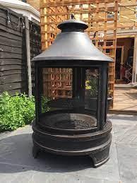 Designer Steel Fire Pit Cooking Pit Rrp 599 In Rm15 South Ockendon Für 85 00 Zum Verkauf Shpock At