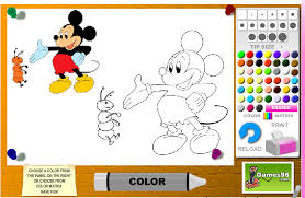 Small Picture Mickey Mouse Games Free Kids Games Online Kidonlinegamecom