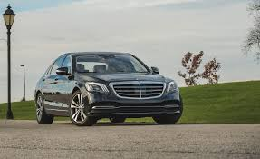 Mercedes benz of bellevue is honored to present a wonderful example of pure vehicle design. 2019 Mercedes Benz S Class Review Pricing And Specs