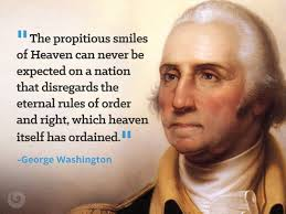 George Washington Christian Quotes
