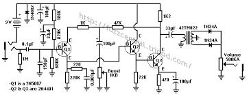 fuzz central tycobrahe octavia tycobrahe octavia npn schematic