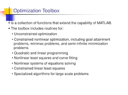 is a collection of functions that extend the capability of matlab