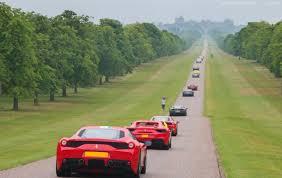 Ferrari immobili real estate s.r.l. Ferrari 70th Anniversary At The Windsor Castle Estate