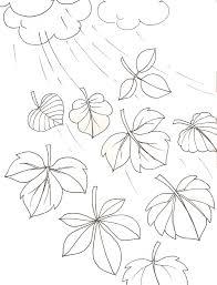 Pingl Par Nathalie Monio Sur Coloriage Automne Pinterest Feuilles Dessin Automne L