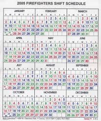 Firefighters Shift Calendar 2020 Fire Dept Shift Calendar Magdalene Project Org