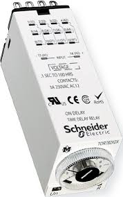 schneider electric legacy time delay Solid State Time Delay Relay Wiring Diagram Control Relay Wiring Diagram