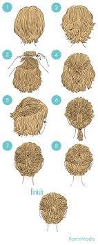 浴衣の髪型 ショートさん用に三つ編み編み込みなど簡単なアレンジ方法