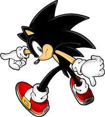 Black Sonic The Hedgehog Black Sonic