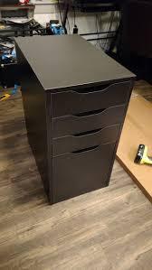 Counter Top Desks R Battlestations Ikea Hack Karlby Computer Desk Album On Imgur
