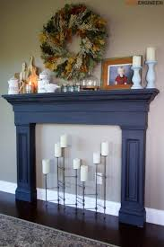 important facts about diy fake fireplace for fake fireplace