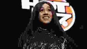 Cardi B Makes Chart History Yet Again With Motorsport Mtv