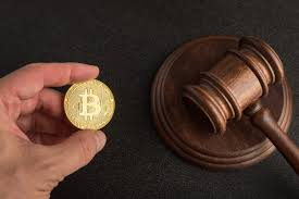 Sotheby's announced tuesday it will accept bitcoin and ether in an upcoming auction of banksy's love is in the air. it represents the first time a major auction house will accept the two. Us Law And Cryptocurrency South Florida Reporter