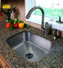 replacing sink with granite countertops feat no does drop in sink on stone really kitchen regarding replacing sink with granite