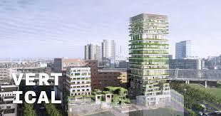Amsterdam Vertical A New Perspective On Amsterdam Sloterdijk