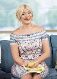 Holly Willoughby This Morning 28.06.16 People to watch.