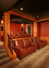 movie theater living room. home theater room idea movie living
