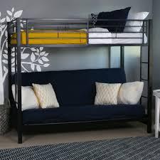 Slumber 1 Comfort 6\u201d Twin Pack Bunk Bed Spring Mattress, Twin over ...