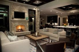 Living Room Ideas:Great Living Room Ideas Cool Stylish And Stones Wall  Decorate Amazing Interior