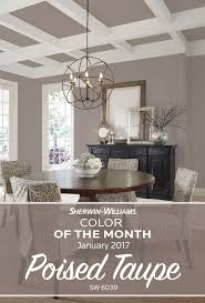 Start The New Year With A Touch Of Paint Color Our Sherwin Williams Best  Taupe Living