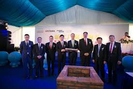 Spatenstich Für Neues Produktionswerk Von Chiron In China