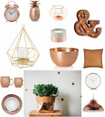 Small Picture Copper Home Accessories The Style Guide Blog