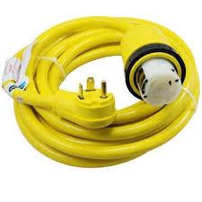 rv marine cords extension cords extension cords surge 35 ft 10 3 rv marine power cord