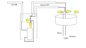 ceiling fan with dimmer light ma wiring diagram within ceiling fan dimmer tch power into light