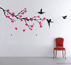 Painting Wall 30 Beautiful Wall Art Ideas And Diy Wall Paintings For Your
