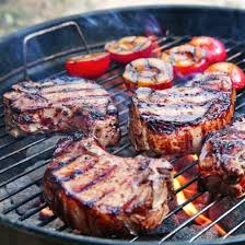 how to grill pork chops williams