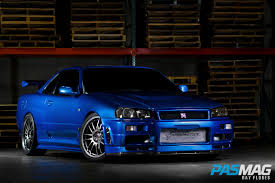 nissan skyline r34 paul walker. Brilliant Paul PASMAG Trending Fast And Furious 1999 Nissan Skyline R34 Paul Walker Ryan  Jones DSC 1661 For O
