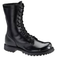 men s corcoran 10 combat boot with lug outsole black double tap to zoom