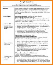 Managerial Resume Objective Incidental Report Marketing Manager Plan