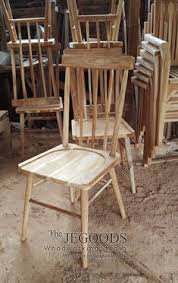 ion and manufacturing of retro mid century chairs by jepara goods woodworking studio teakchair