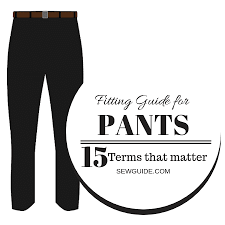 Pants In 18 Types Of Pants You Should Definitely Own Sew Guide