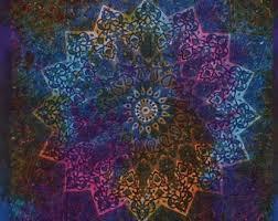 Mandala tapestry